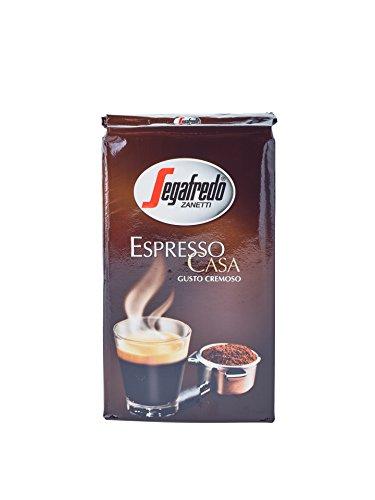 (Segafredo Casa Ground Coffee 4 Packs 8.8oz/250g Each)