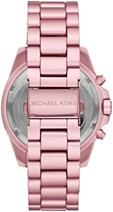 Michael Kors Bradshaw Stainless Steel 43MM Chronograph Watch 3