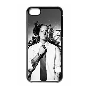 C-EUR Print Eminem Pattern Hard Case for iPhone 5C