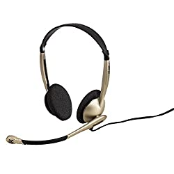 Koss Cs100 Speech Recognition Computer Headset
