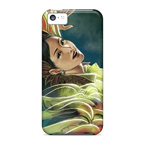 Bernardrmop Case Cover Protector Specially Made For Iphone 5c Asian Wind Dancer
