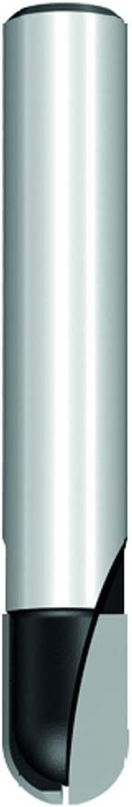 1//4-inch Diameter 1//4-inch Shank CMT 81410 Contractor Round Nose Bit 1//8-inch Radius