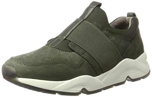 hell Gabor Shoes Comfort S Basic 82 para Mujer Verde Forest Derby vfvH4cP