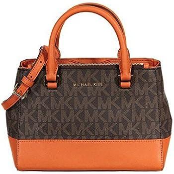 36ccf1366ec803 Michael Kors Kellen Xs Leather Satchel: Handbags: Amazon.com
