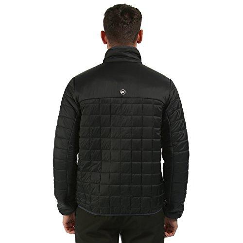 Regatta Herren Jacke schwarz schwarz