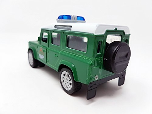 PLAYJOCS Vehículo Guardia Civil Clásico GT-3909 6