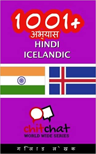 1001+ Exercises Hindi - Icelandic