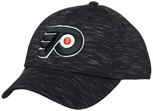NHL Philadelphia Flyers Men's Space Shot All-Star Adjustable Hat, Black, One Size