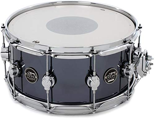 DW Performance Series Snare Drum - 6.5'' x 14'' Chrome Shadow Finish Ply
