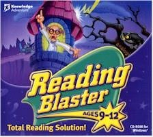 Reading Blaster Ages 9-12 by Knowledge Adventure