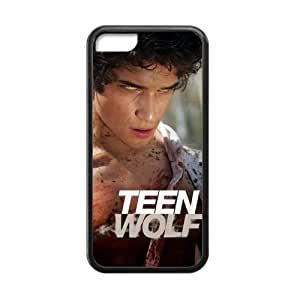 iPhone 5c Case, [Teen Wolf-Tyler Posey] iPhone 5c Case Custom Durable Case Cover for iPhone5c TPU case (Laser Technology)