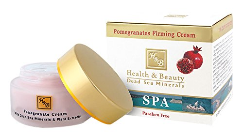 - Health and Beauty Dead Sea Pomegranates Firming Cream