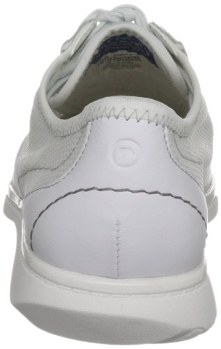 Rockport Sneaker Damen Yezenia Lace Warm Pure Up Grey White zHwzrnq6WZ