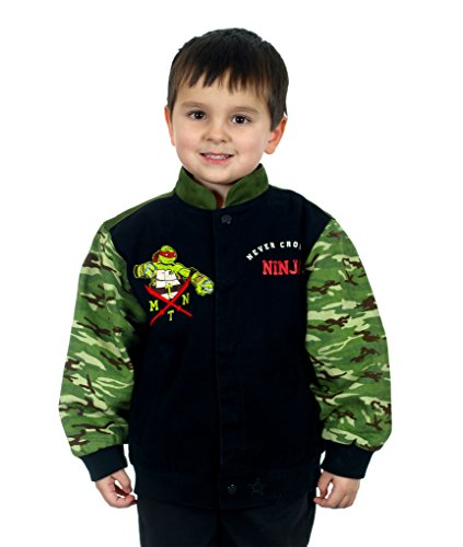 Kids Teenage Mutant Ninja Turtles Jacket