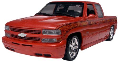 85 chevy model truck - 3