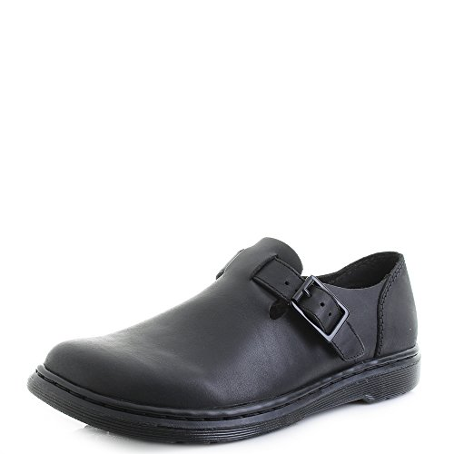 Womens Black Shoes Patricia Dr Martens Leather Oxfw5fnqU4
