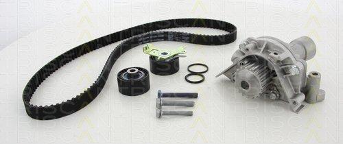Triscan 8647 100008 Bomba de agua + kit correa distribución: Amazon.es: Coche y moto