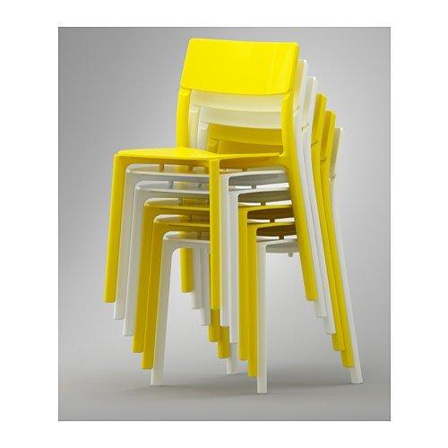 Janinge Ikea ApilableAmazon En Amarillo; esHogar Sillas Yfb76yvg