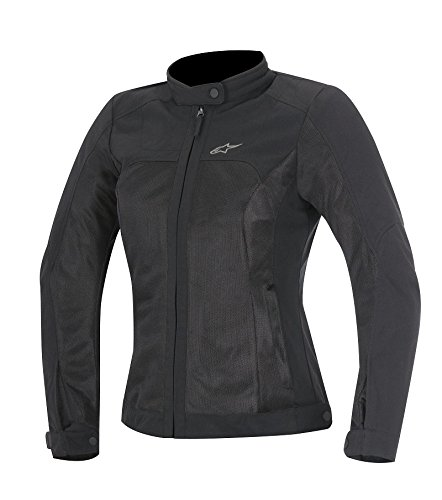 Alpinestars Eloise Air Women's Street Motorcycle Jackets - Black/Medium