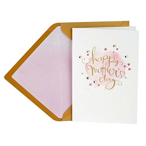 Hallmark Signature Mother's Day Greeting Card (Celebrating Mom)