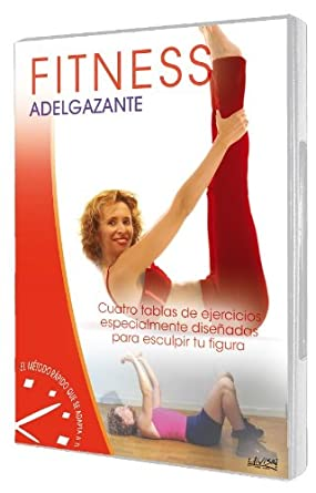 Fitness: Adelgazante [DVD]: Amazon.es: Nancy Marmorat: Cine ...