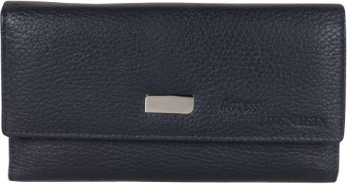 Access Denied Womens Leather Checkbook
