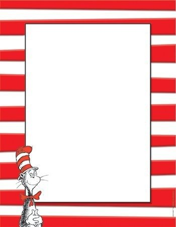 [The Cat in the Hat (Dr. Seuss)] (Cat In The Hat Costume Uk)
