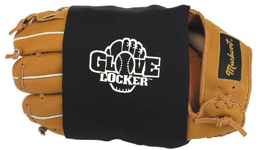 Markwort Baseball Glove Locker, Black