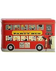 Marks & Spencer All Butter Shortbread Selection Bus Tin 500g