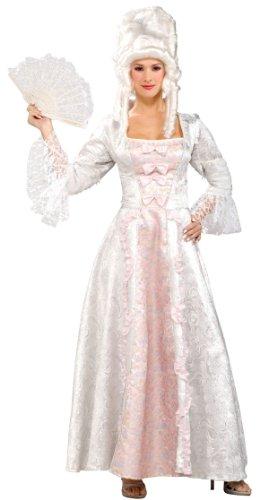 Designer Marie Antoinette Adult Costume - (French Queen Marie Antoinette Costumes)
