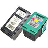 HP130 + HP134 プリントカートリッジ 黒&カラー 増量タイプ 対応【セット】 HP製プリンター対応純正リサイクルインク 再生品