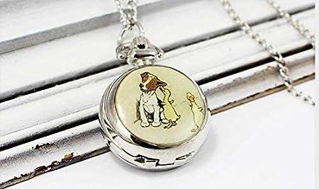 collier pour chien avec poche