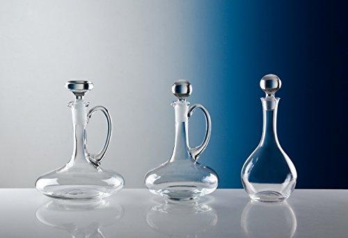 Glastrophäe - Kristall-Karaffe Campobasso 700 ml inkl. Individualisierung