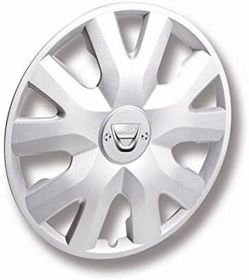 Copricerchi di sicurezza, con logo Dacia e logo: Amazon.it: Auto e