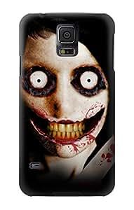 E1344 Jeff the Killer Funda Carcasa Case para Samsung Galaxy S5