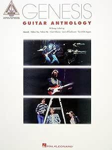 Genesis - Guitarra antinología