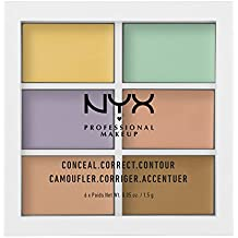 NYX PROFESSIONAL MAKEUP Color Correcting Palette, 0.05 Ounce