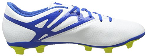 Weiß ftwr S12 Homme De Adidas 4 Chaussures Fxg Football core Messi15 prime White Black Blue Blanc pqOwHz8