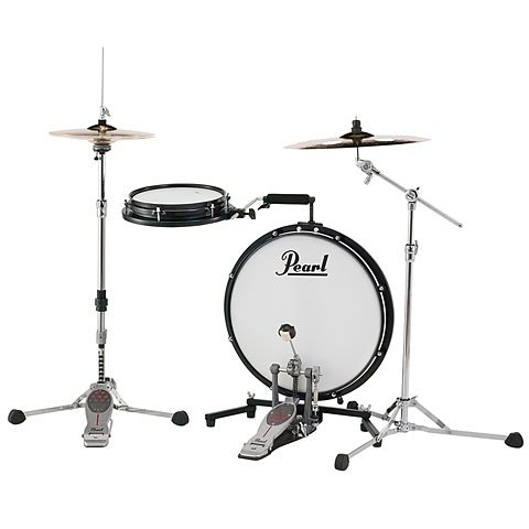 Pearl PCTK-1810 Compact Traveler Drum Kit (Compact Kit)