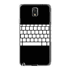 [eip1721Gzpz] - New Computer Keyboard Protective Galaxy Note 3 Classic Hardshell Case