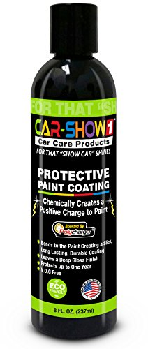CAR-SHOW 1 - Polymer Paint Sealant 8 Oz. - Made in USA