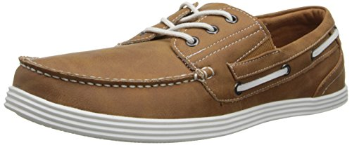 Kenneth Cole Unlisted Men's License N1 Boating Shoe - Tan...