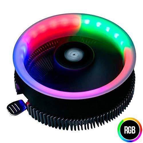 Cooler para Processador Pichau Gaming Sparrow Rgb Rainbow, Pgspa-01-rgb