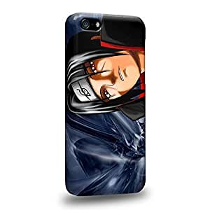Diy iPhone 6 plus Fashion Naruto Uchiha Itachi Protective Snap-on Hard Back Case Cover for Apple iPhone 6 plus