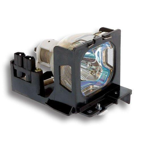 OEM Elmo Projector Lamp for Part Number TLPLW2 Original Bulb and Generic ()