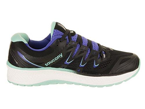 Saucony Iso Gymnastique 4 Noir de Triumph Bleu Chaussures Femme RvpRrwUqx