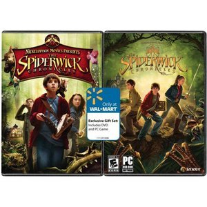 The Spiderwick Chronicles DVD (Ws)/ Spiderwick Chronicles Pc Game