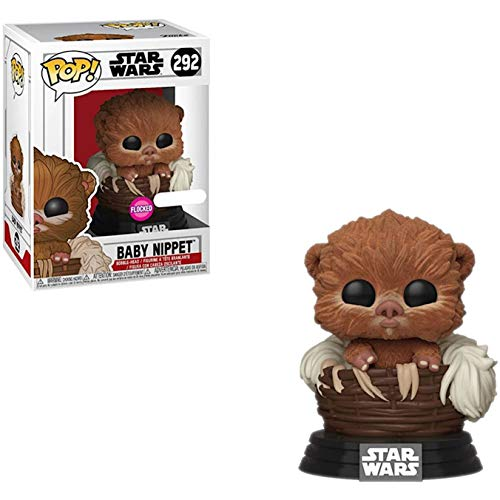 Funko Pop! Star Wars: Return of The Jedi - Flocked Baby Nippet (Exclusive)