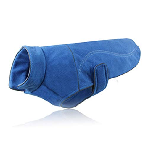 Polar Fleece Tape - Thickened Polar Fleece Dog Jacket Dog Coat Autumn Winter Pet Puppy Clothes