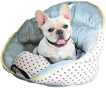 K/&H Pet Products Hangin Bucket Booster Toy Breed Gray 16 x 14.5